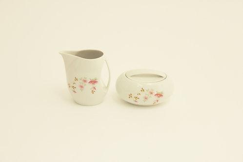 Porcelain set/Porcelánový set