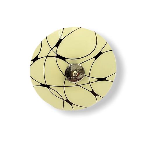 Ceiling plate lamp/Lustr talíř