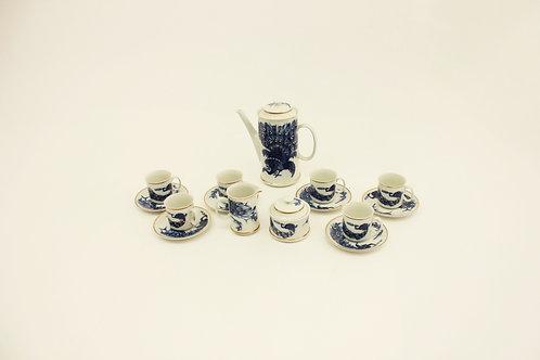 Porcelánový servis/Porcelain set
