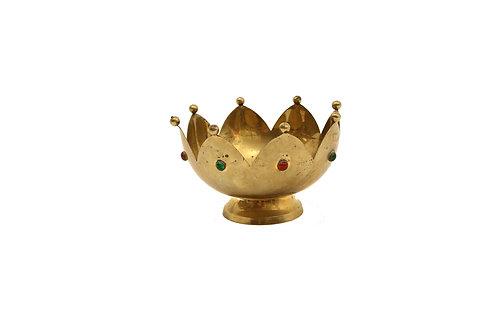 Brass bowl/Mosazná mísa