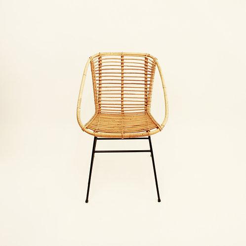 Rattan chair/Ratanové křesílko