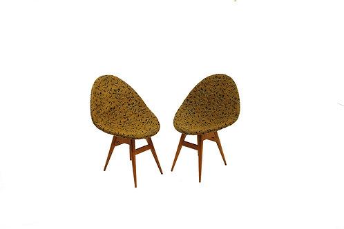Shell chairs/Skořepinová křesílka