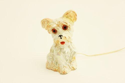 Lampička pes/ Dog lamp