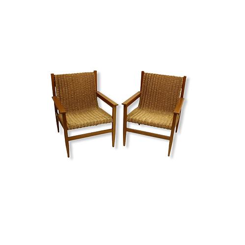 Rattan chairs/Rattanová křesla
