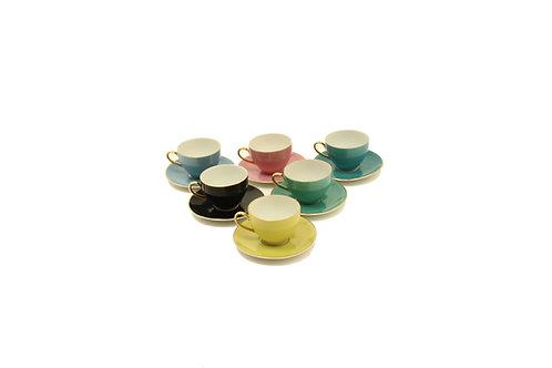 Coffee cups/Barevné šálky