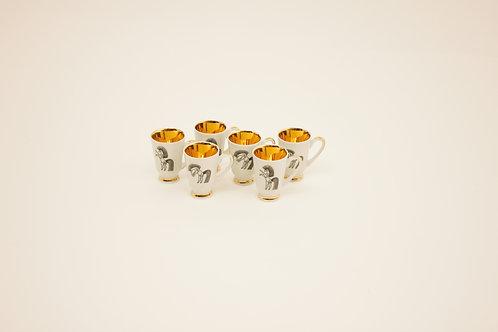 Cups/Kalíšky