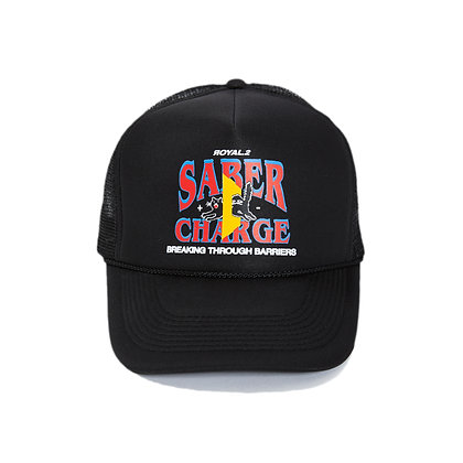 SABER CHARGE TRUCKER