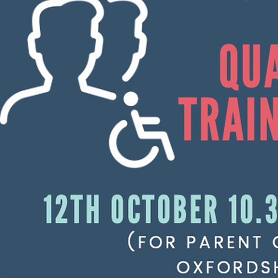 Quality EHCP Training Session