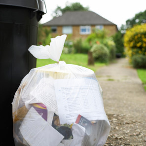 Conduct a Personal Waste Audit