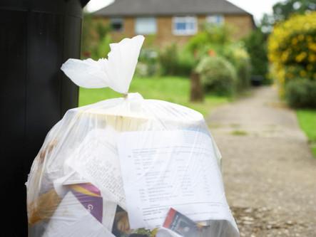 Trash & Recylcing Holiday Schedule