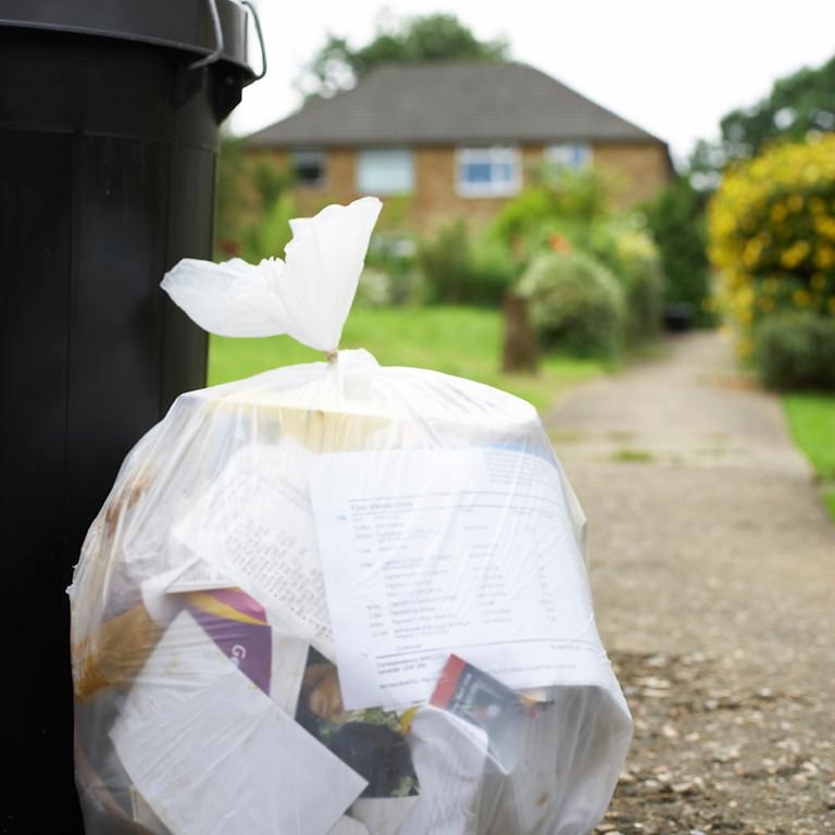 POSTPONED - Community Clean Up