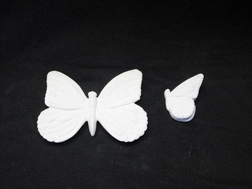 Wall hanging butterflies