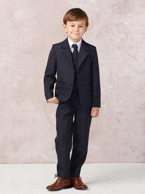 Gavin Suit-Navy Blue
