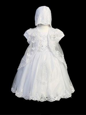 Mi Lupita Baptism Dress