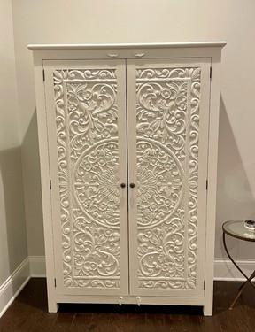 Cabinet White Dove
