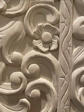 Cabinet Door detail
