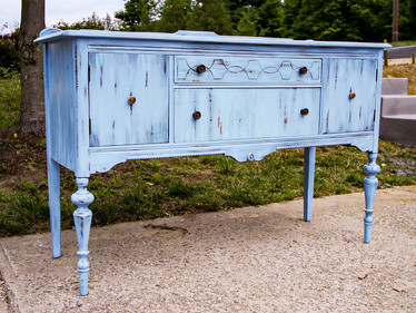 The Most important step in painting furniture