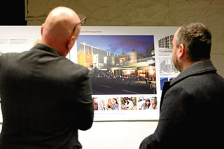 Perth – Plans for The Mill Quarter showcased to the Public