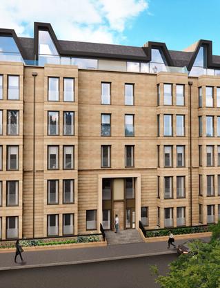 Glasgow – Full planning permission reached on Park Quadrant