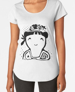 russiandoll-tshirt-£25