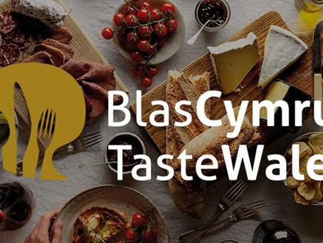 Taste Wales / Blas Cymru - Come and Taste Wales! - 27th-28th October 2021
