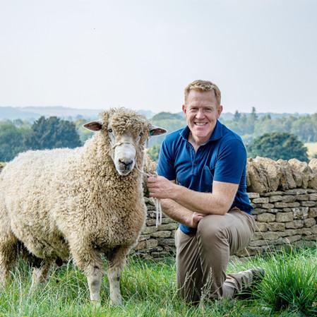 Farmer and TV Presenter Adam Henson to headline conference at Blas Cymru/Taste Wales