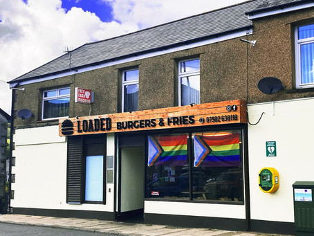 Celebrate Pride with Loaded Burgers & Fries