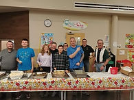 Boys and Girls Club Thanksgiving dinner