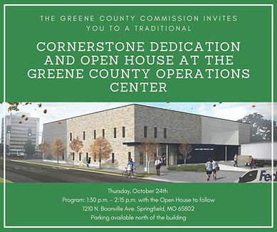 Cornerstone Dedication 10.24.19 Greene C