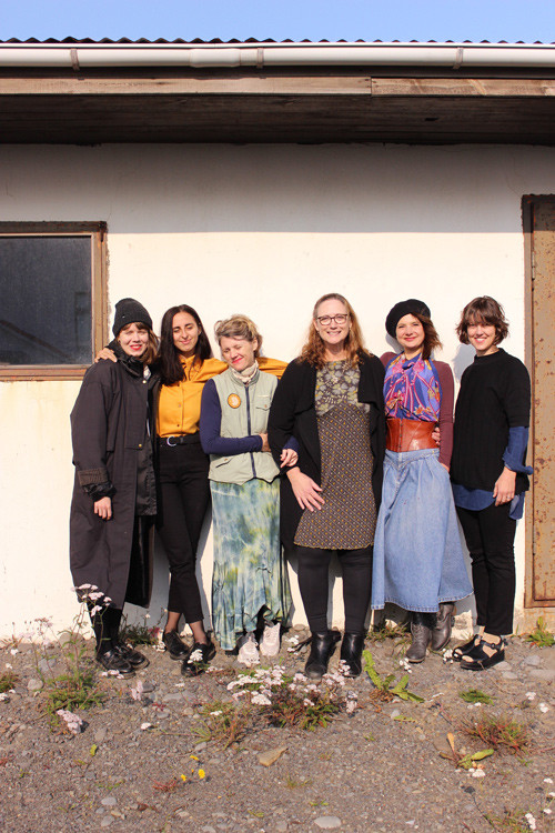 Textílmiðstöð Íslands, Blönduós, gestavinnustofur, textíll, ull, úr vör, vefrit
