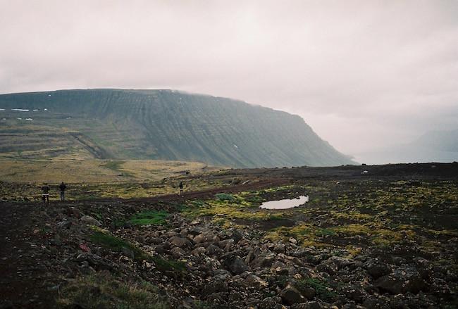Eiríkur Örn Norðdahl, Aron Ingi Guðmundsson, úr vör, vefrit, pistill, landsbyggðin, göng, fjöll, náttúra