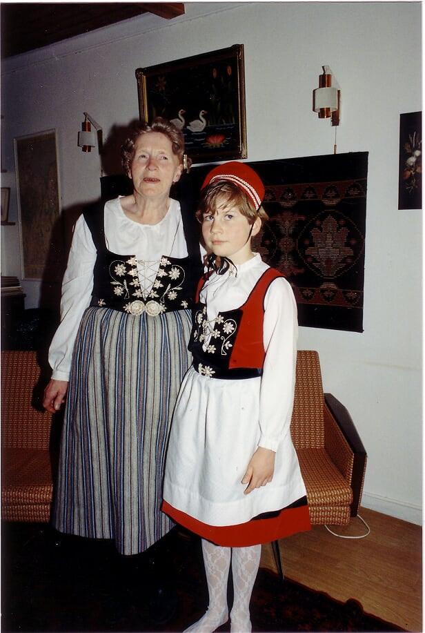 Gréta Bergrún Jóhannesdóttir, Sigríður Jóhannesdóttir á Gunnarsstöðum,Þistilfjörður, landsbyggðin, hvaðan ert þú, pistill, úr vör, vefrit