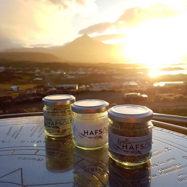 Hafsalt, salt, frumkvöðlastarf, Djúpivogur, Austurland, landsbyggðin, úr vör, vefrit