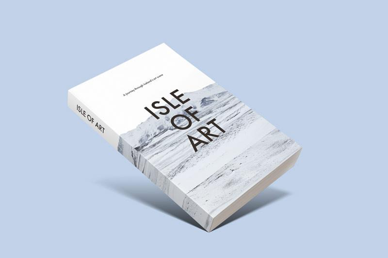 Isle of Art, list á Íslandi, Sarah Schug, úr vör, vefrit