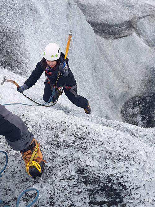 Glacier Adventure, Suðursveit, jöklaferðir, úr vör, vefrit