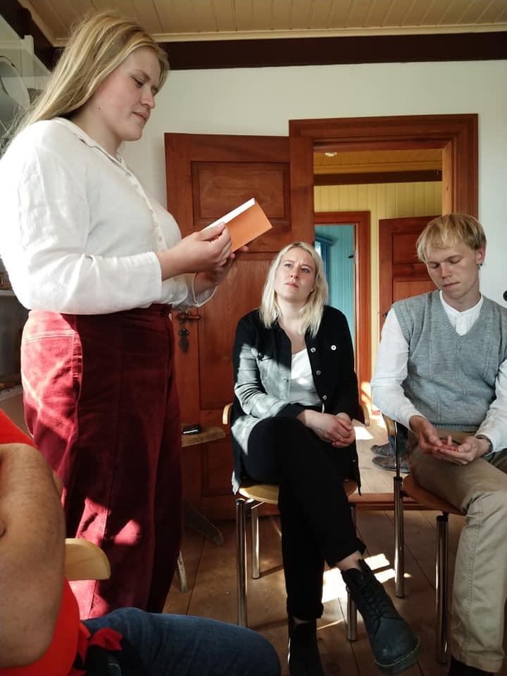 Flóra, Pastel ritröð, menning, list, landsbyggð, Akureyri, norðurland, Kristín Þóra Kjartansdóttir, úr vör, vefrit