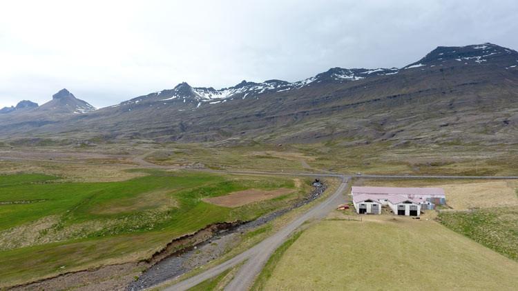 Pálmi Einarsson, hampur, Gautavík, Berufjörður, sjálfbærni, landsbyggðin, Austurland, úr vör, vefrit