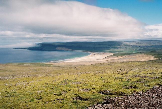 Eiríkur Örn Norðdahl, pistill, milljónaævintýrið, ferðamennska, ferðalög, Ísland, landsbyggðin, úr vör, vefrit