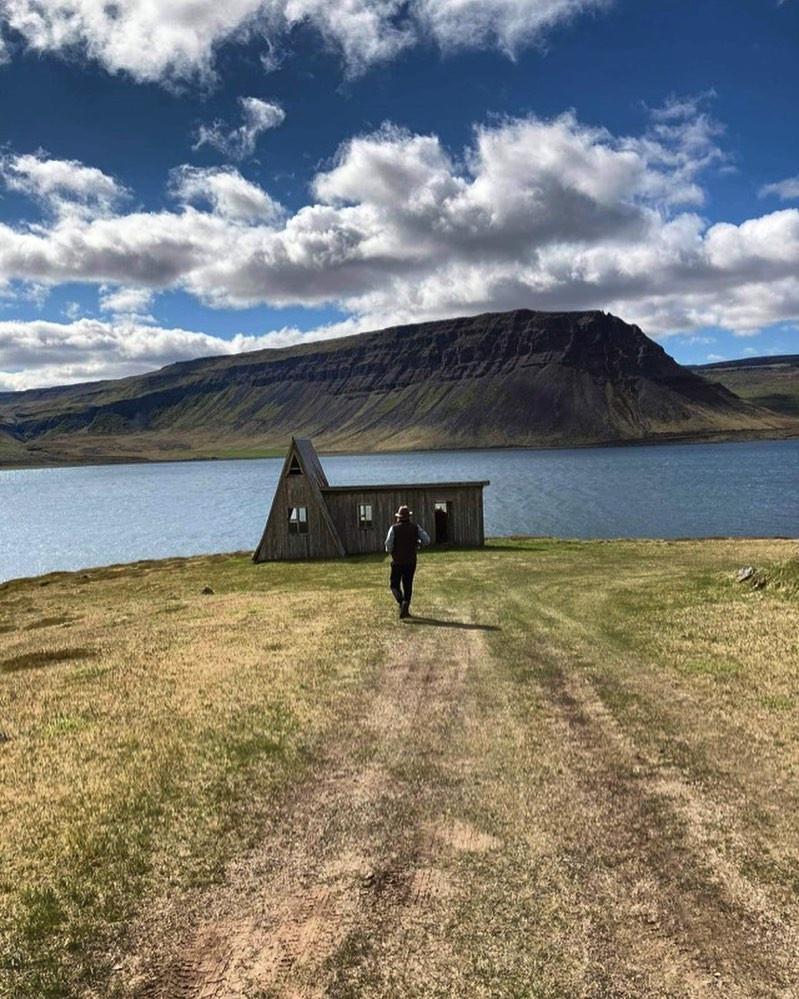 STAÐIR /PLACES, Vestfirðir, list, menning, listahátíð, listasýning, Eygló Harðardóttir, Sel í Fossafirði, Fossafjörður,Vesturbyggð, landsbyggðin, úr vör, vefrit