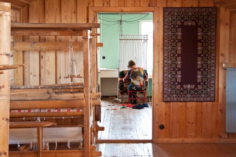 Textílmiðstöð Íslands, Blönduós, textíll, ull, úr vör, vefrit