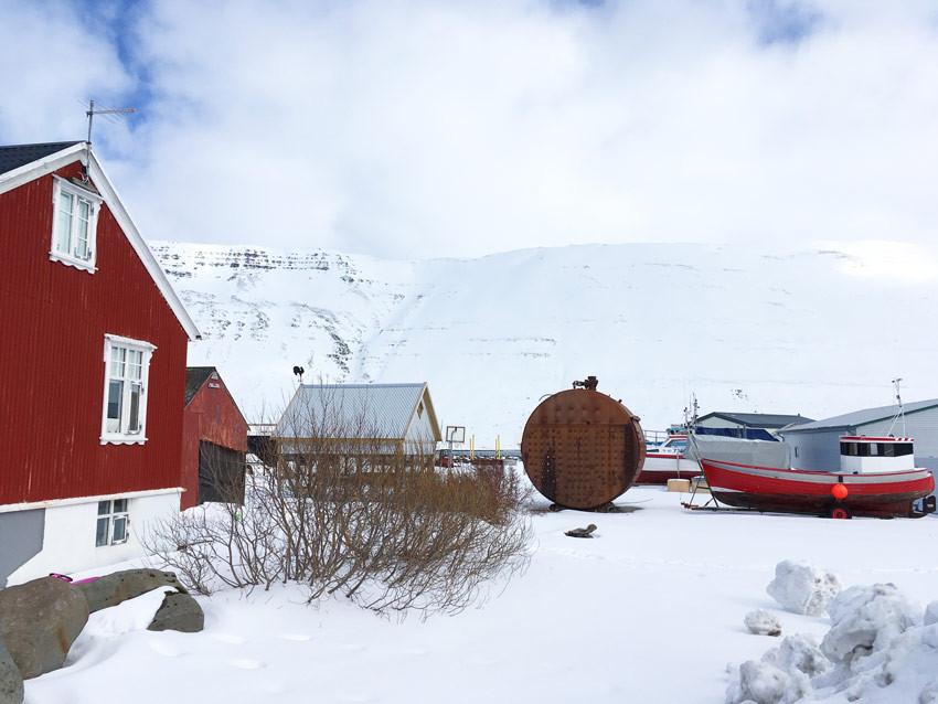 Aron Ingi Guðmundsson, Act Alone, Suðureyri, einleikjahátíð, úr vör, vefrit