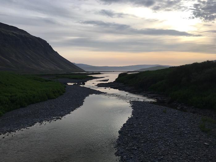 Ellen Wild, pistill, writing, Vestfirðir, millenials, millenial generation, digital nomads, úr vör, vefrit, Aron Ingi Guðmundsson
