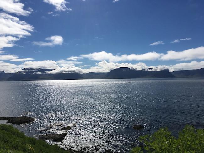 Í Vesturbænum, Guðrún Anna Finnbogadóttir, landsbyggðin, þorpin, gamli tíminn, Vesturbærinn, pistill, úr vör, vefrit