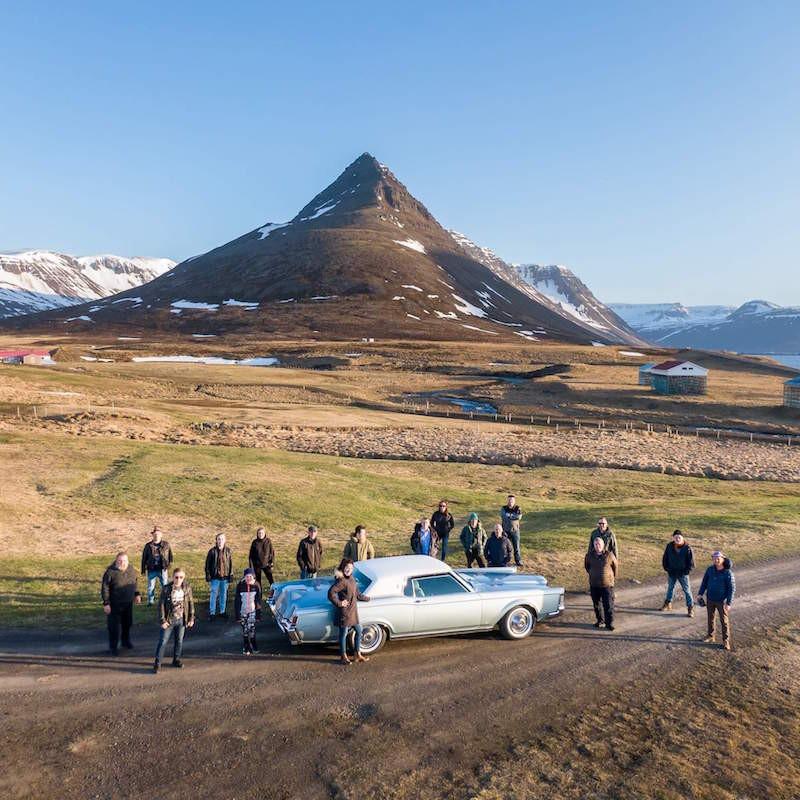 Stuttmyndin rán, list, menning, Ísafjörður, Haukur Sigurðsson, landsbyggðin, kvikmynd, úr vör, vefrit