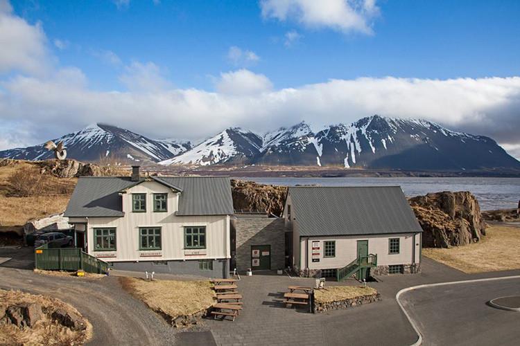 Landnámssetur Íslands, Borgarnes, Borgarbyggð, úr vör, vefrit
