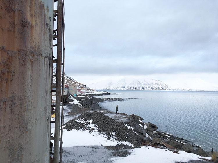 Bryndís Sigurðardóttir, pistill, landsbyggðin, úr vör, vefrit