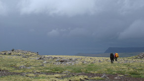 Walking and Wayfinding in the Westfjords