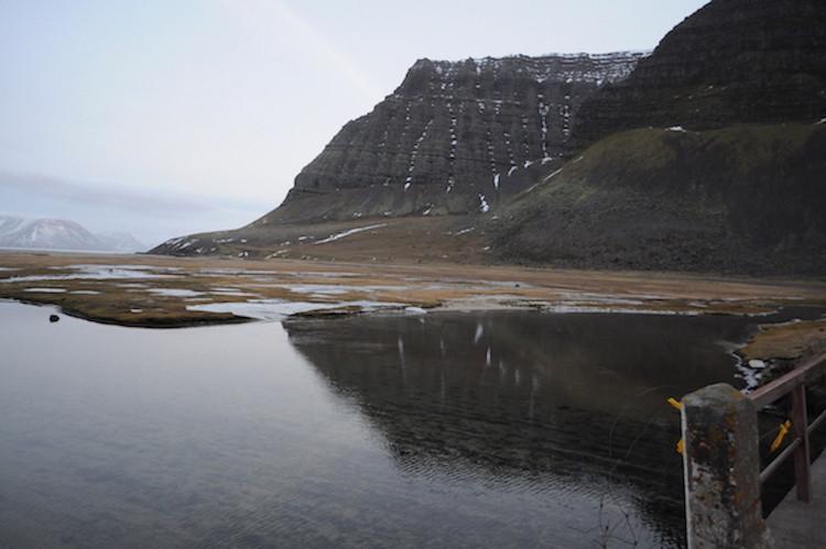 Eiríkur Örn Norðdahl, pistill, landsbyggðin, Vestfirðir, úr vör, vefrit, Julie Gasiglia