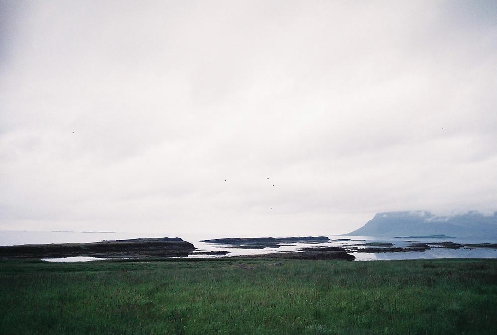 Anna Rósa Parker, pistill, traveling, Iceland, landsbyggðin, covid19, Aron Ingi Guðmundsson, úr vör, vefrit