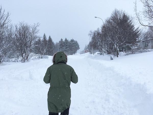 Ellen Wild, pistill, column, veðrið, weather, Iceland, Ísland, storm, stormur, úr vör, vefrit, Aron Ingi Guðmundsson